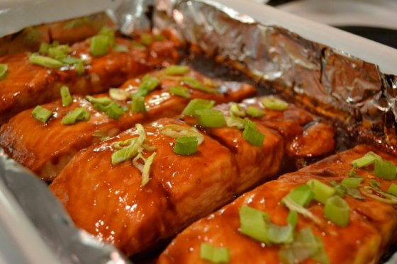 Miso Glazed Salmon Recipes — Dishmaps